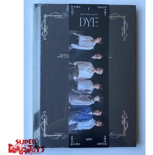 Got7 - Mini Album [dye] Regalo  Preventa Y Poster
