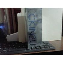 Ckin2u Perfume Hombre Traido Estados Unidos Original