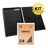 Kit Tapete Sanitizante + Secado Tapemax 40x30cm