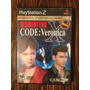 Resident Evil Code: Veronica X 5th Anniversary Edition Ps2