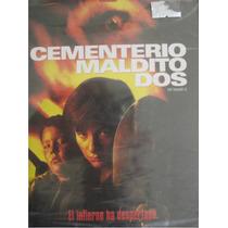 Dvd Pelicula Cementerio De Mascotas 2 O Cementerio Maldito 2