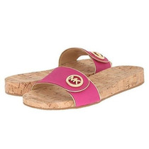 Michael Kors- Sandalia Slide Lee - 100% Original