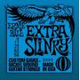Ernie Ball Extra Slinky 8-38 Cuerdas Guitarra Eléctrica