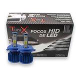 Kit De Focos Led Para Faros Principales Alta Y Baja 2 Caras