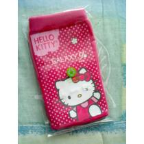 Bonita Funda Calcetín De Hello Kitty
