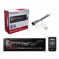 Estereo Para Carro Pioneer Deh-150mp Con Envío Gratis!
