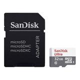Memoria Micro Sd 32gb Sandisk Clase 10 Video Full Hd Nuevo