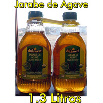 Jarabe De Agave Organico Certificado Miel Inulina Dulce