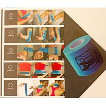 Venda Cinta Duk Tape Nikken Cinética Recuperación Y Alivio