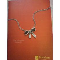Catalogo 2013 De Joyeria James Avery Anillos Dijes Cadenas