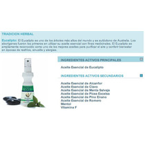 Eucasol En Spray 75ml Swiss Just