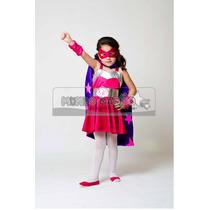Disfraz Barbie Super Princess