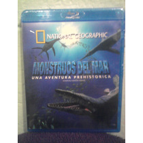 Blu Ray National Geographic Dinosaurios Monstruos De Mar