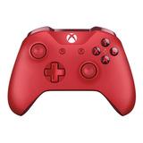 Control Joystick  Inalámbrico Microsoft Xbox One Red
