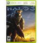 Xbox 360 Halo 3 En Español Nuevo Y Sellado