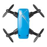 Mini Dron Portatil De Bolsillo Plegable Pocket Con Cámara Wifi /e
