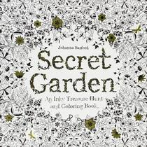 Libro Para Colorear Secret Garden Johanna Basford