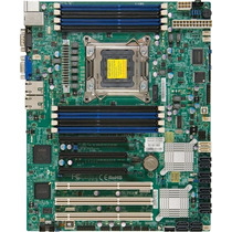 Tarjeta Madre Supermicro X9sre-f Lga2011 Intel Xeon Servidor