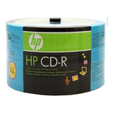 Cd Hp Virgen 52x 700 Mb Precio Neto Facturado Full 50discos
