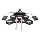 Tamaño Compacto Usb Roll--up Batería De Silicona Digital E