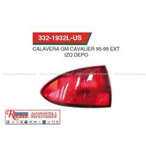 Calavera Gm Cavalier 95-99 / Accesorios