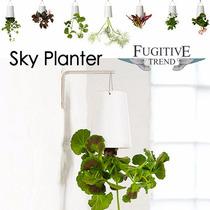 Maceta Jardinera Colgante Sky Planter Elegante Y Moderna
