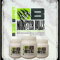 Monsterbully Proteina Para Perros Pitbulls 3 Pack