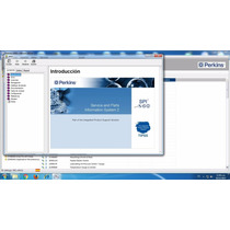 Service And Parts Information System Perkins 2015