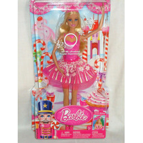 Juguetibox: Barbie Bailarina Cascanueces