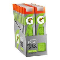 Gatorade Primera Energía Masticables Green Apple 16 Conde