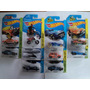 Hot Wheels Set 10 Piezas Batman Datsun Moto Mini Lamborghini