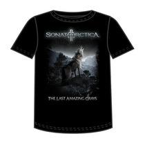 Sonata Arctica Playera Camiseta Importada Extragrande Dist0