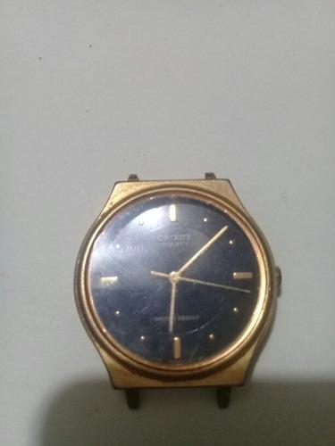 7d2d68bf36f9 Reloj Orient Quartz Dorado en venta en La Paz Estado De México por ...