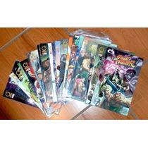 Lote Comics De Street Fighter Originales En Inglés