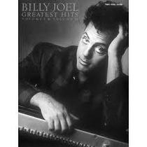 Billy Joel Partitura Piano Guitarra Vocal Greatest Hits 1,2