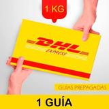 1 Guía Prepagada Día Siguiente Dhl 1kg + Recolección Gratis