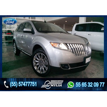 Lincoln Mkx 2015 Aut Awd