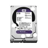 Disco Duro 2tb Western Digital Wd20purz Purple Dvr Nvr Nuevo