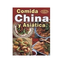 Libro Comida China Y Asiatica
