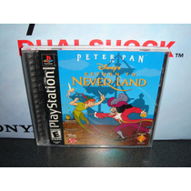 Peter Pan Return To Never Land Playstation 1