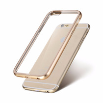Bumper Aluminio Premium Rock Original Mica Iphone 6 6s Plus