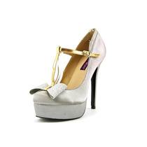 Mojo Moxy Centella Mujeres Plataforma Lienzo Heel