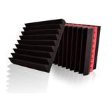 25 Paneles ( 2.25 Metros Cuadrados) De Marca Audiofoam Acoustics Espuma Acústica Producto Profesional