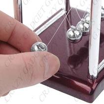 Pendulo De Newton Movimiento Kinetico Escritorio Juguete