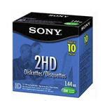 Diskettes 3.5 Sony Facturamos