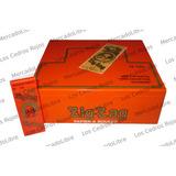 Papel Zig Zag Naranja Original Frances N.125 1 1/4 100 De 75