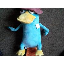 Peluche Perry De Phineas & Ferb Grande Original *disney*
