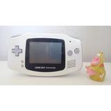 Consola Portátil Game Boy Advance Blanco Gba Garantizada