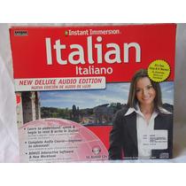 Instant Immersion Aprenda Entender Hablar Escribir Italiano