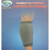 Pantorrillera De Bamboo